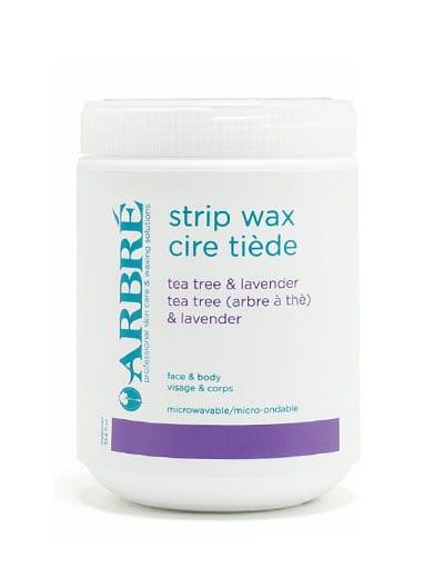 Strip Wax Tea Tree