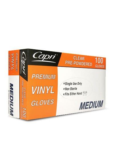 WGVM Arbre premium vinyl gloves medium