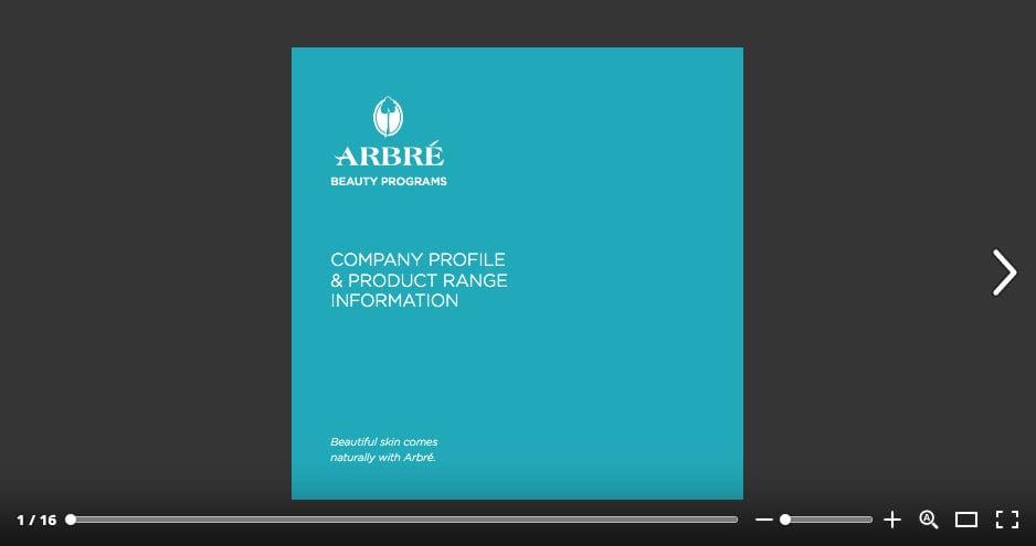 Arbre Brochure